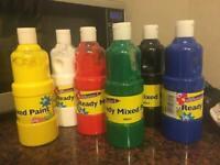 Washable Kid's Paint