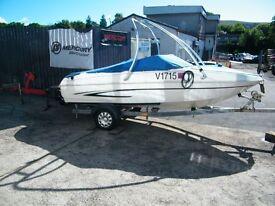 Glastron 175 MX Bowrider Sportsboat