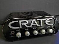 Crate CPB150 Power Block Amp Head, 150 Watt, w/ Original Case