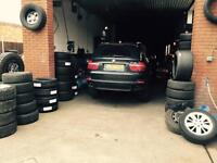 Part worn tyres leicester