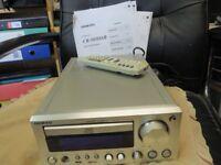 Onkyo CR-505 DAB Amplfier/CD Player/DAB,FM,AM Radio Receiver. All good.