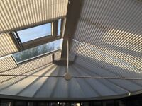 Roof Blinds For Victorian Conservatory By Hillary's White