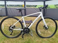Trek fx disc 3 bike medium frame