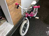 Dawes Lottie 18'' Wheel Girls Bike