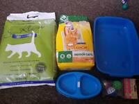 Cat starter pack