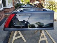 Nissan Navara D40 Double Cab Truck Top/Canopy