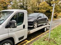 Car Recovery Breakdown Vehicle Transport Collection Delivery Towing Tow Truck Service in Birmingham