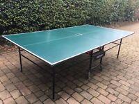 Kettler Table Tennis Table