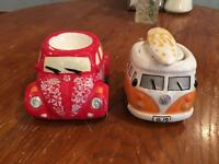 VW egg cups collectable