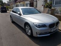 BMW 7 Series - Long Wheel Base- Full His- 1 Prev Owner
