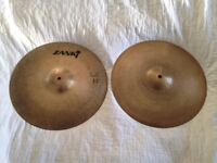 Zildjian & Zanki Hi - Hats vintage Cymbals