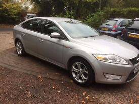 Ford Mondeo Zetec tdci 140 2008 57 plate vgc inside and out, excellent drive