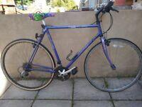 Dawes backstreet Reynolds 18 speed bike
