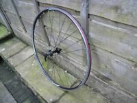 Maddux r3.0 from Cannondale 700c front road bike wheel