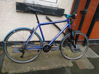 carrera gryphon L size - fully fixed - buy it now