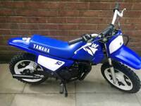 Yamaha PW50 Child's Automatic MX Bike