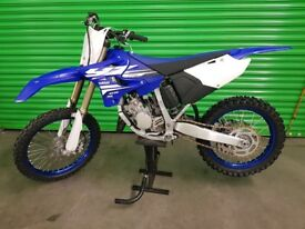 Yz 125 2018 4 hours from new