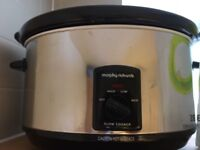 Morphy Richards Slow Cooker - Need Gone Today