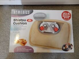 Homedics Shiatsu Cushion (with heat)