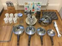 Kitchen Items £35 for Everything