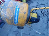 Belle Cement Mixer 240V Mini 130