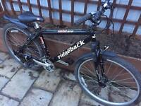 """Men's 16"""" Ridgeback bicycle bike. Inc FREE lights & delivery. D lock available"""