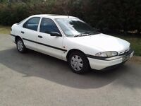MONDEO 1.8 ONLY 52K