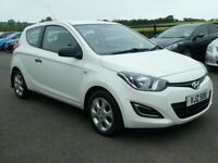 2014 Hyundai I20 1.2 petrol classic with only 62000 miles, motd Jan 2022