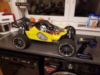 Rc buggy 1/5 petrol