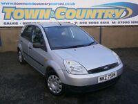 ***2005 Ford Fiesta FINESSE **NEW TIMING BELT & WATER PUMP**( clio corsa ibiza polo ka 206 107 c1 )