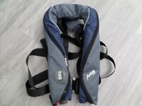 Seago Life Jacket 190 Active Pro in excellent condtion hardly used