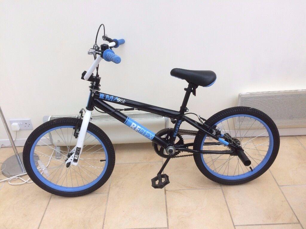 Virtually brand new Reflex Phanton 360 freestyler BMX bike for sale ...