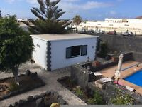 Lanzarote Studio apartment for holiday rental