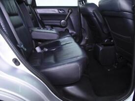 HONDA CR-V 2.2 i-DTEC EX 5dr Auto (silver) 2011
