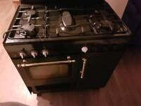 5 ring 2 oven cooker