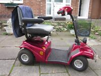 Rascal 388S Mobility Scooter - little used
