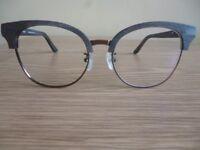 women's cross glasses