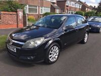 2005 Vauxhall Astra 1.6 Design 5 Door, Full MOT, HPI Clear