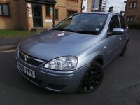Vauxhall Corsa 1.2 i 16v Design 5dr (a/c)£1,495 p/x welcome New Engine Replaced covered only 73k