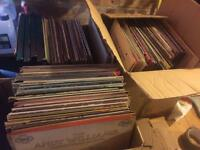 200+ Eclectic Selection Of Records Lp