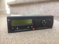 Digital tachograph 24v daf tested gwo digital tacho