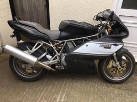 Ducati 900 SS IE 2009