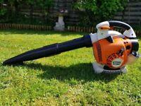 Stihl leaf blower BG 86