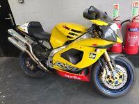 Aprilia RSV Mille R Yellow, SWAP