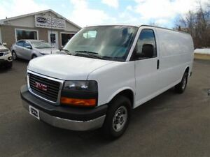 2016 GMC Savana 2500 EXTENDED 4.8L Gas ONLY 14,000kms