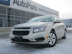 2015 Chevrolet Cruze 1LT| Rear View Cam.| Power Accesories|