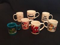 Kids & Adult mugs