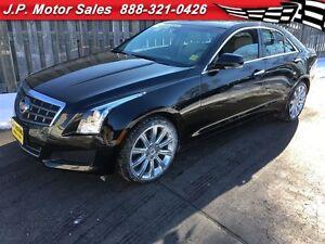2014 Cadillac ATS Luxury, Automatic, Navigation, Leather, Sunroo