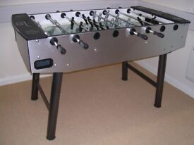 Brand new Football Table ( Foosball) with telescopic player bars