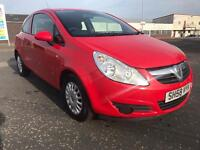 Vauxhall Corsa 1.0 trade in to clear